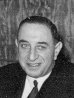 Il était le troisième créateur de l'entreprise <b>Gaston Michel</b>. - 19520406andremichel